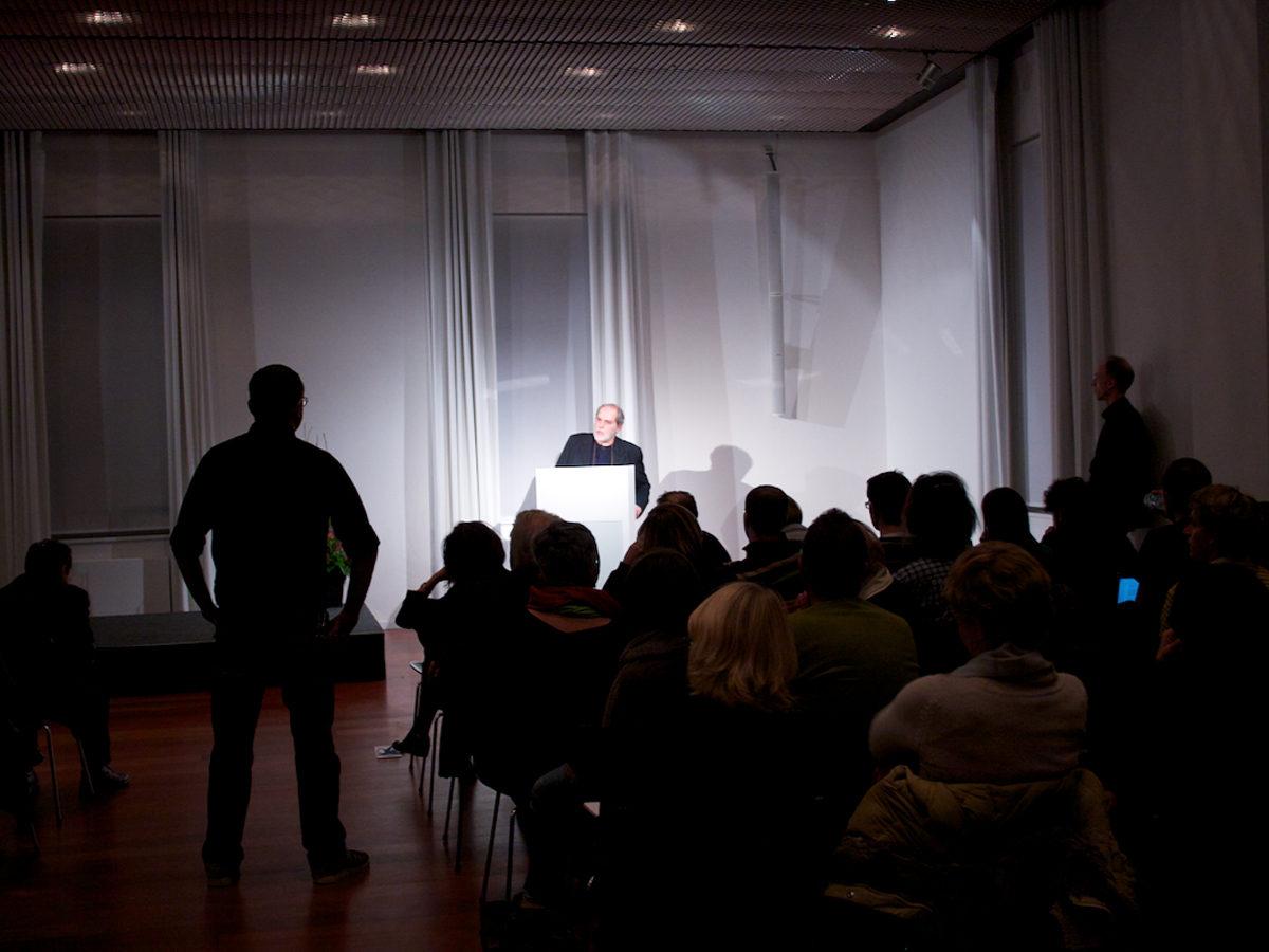 Lecture Franco Cassano