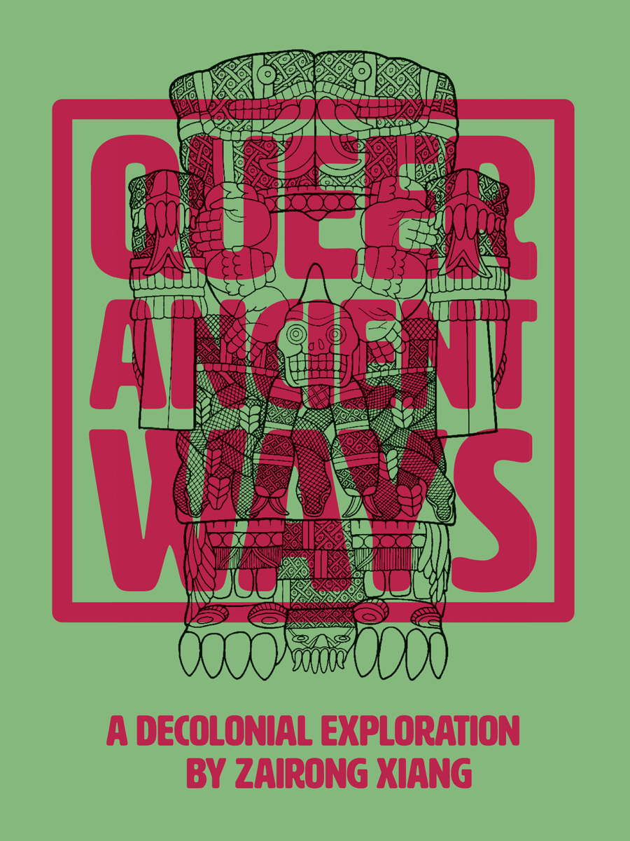 Cover Queer Ancient Ways