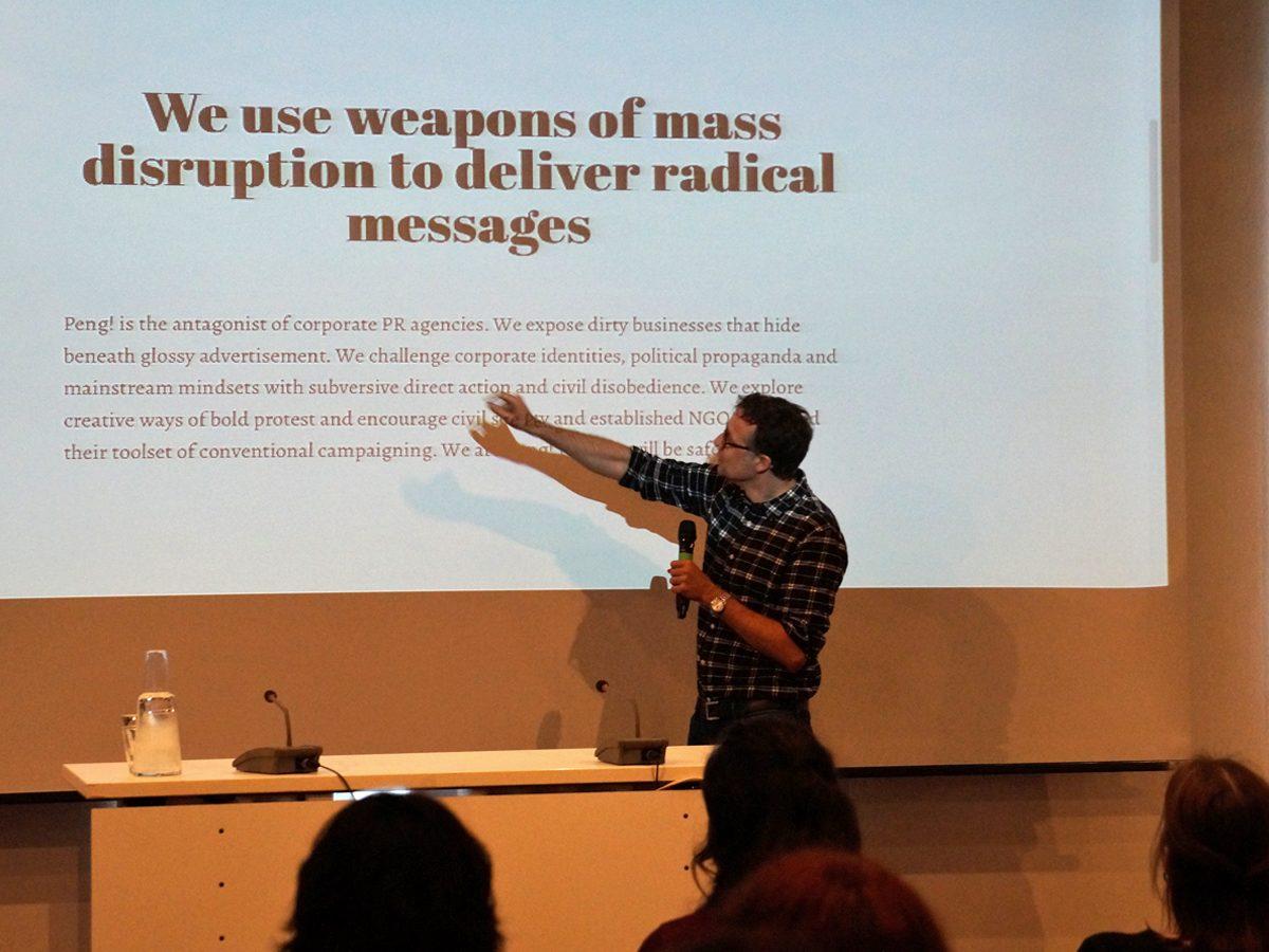Conference Activist Videos