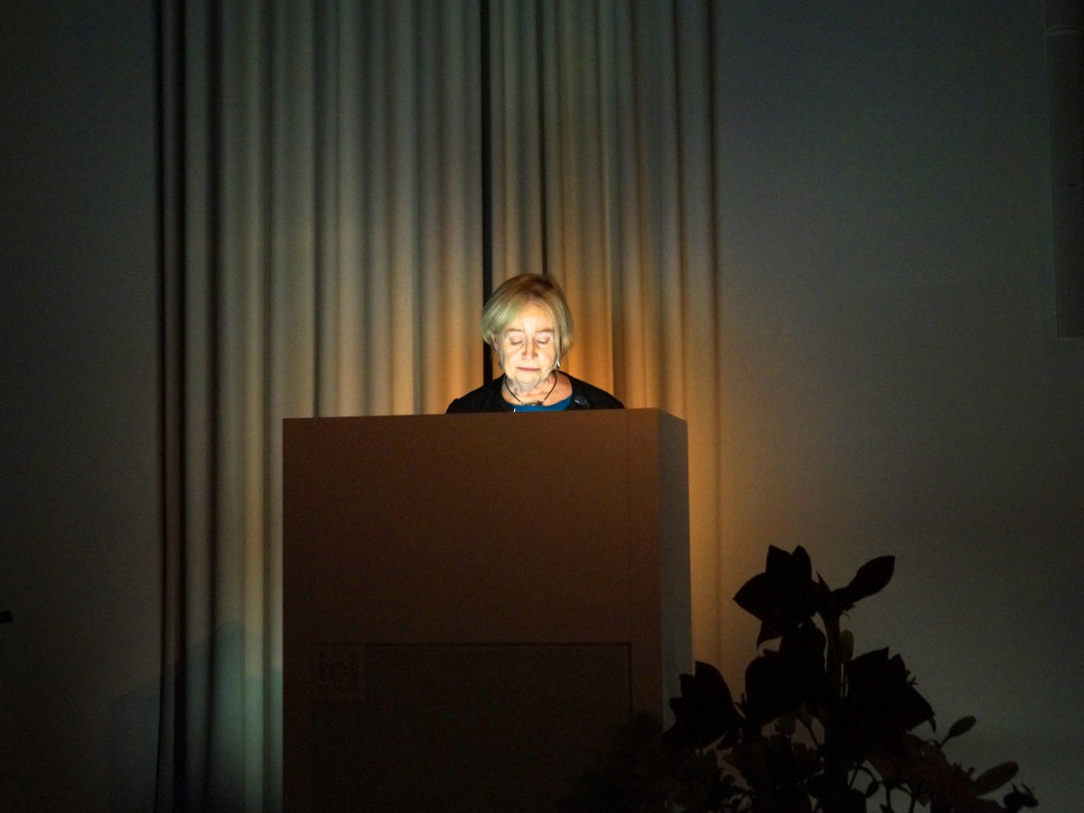 Lecture Mary Ann Doane