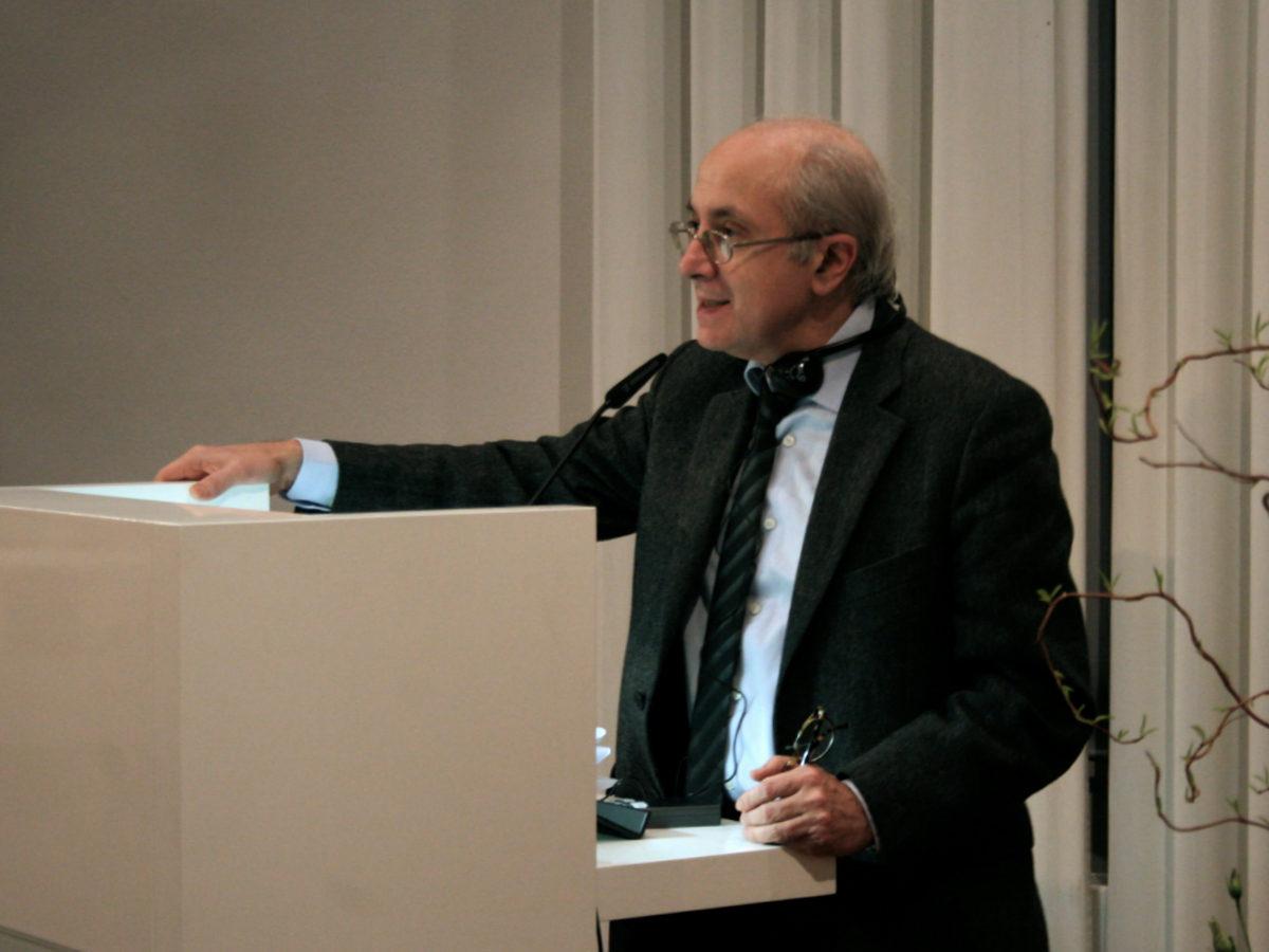 Lecture Roberto Esposito