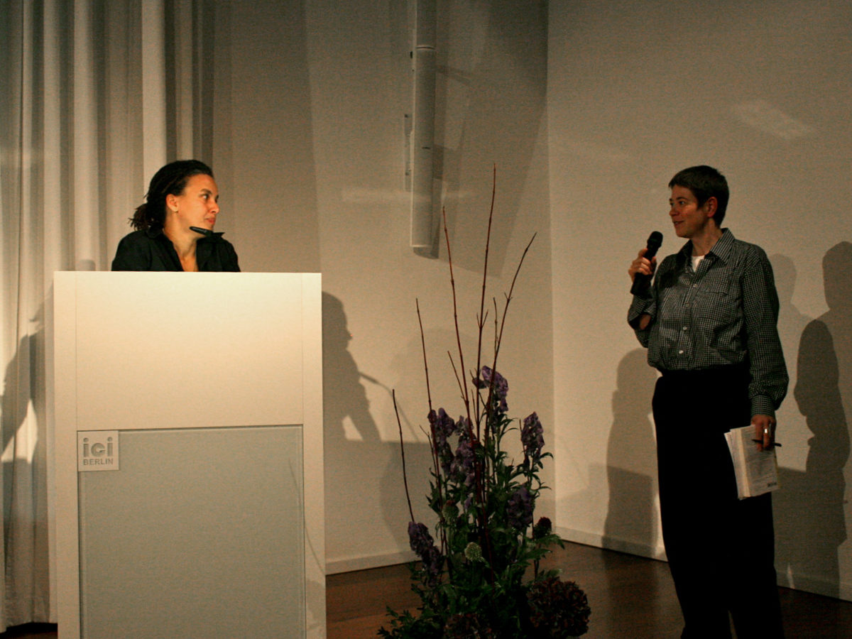 Lecture Fatima El-Tayeb
