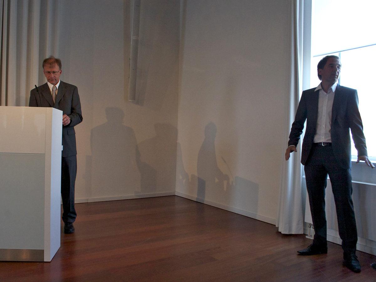 Lecture Joachim Küchenhoff