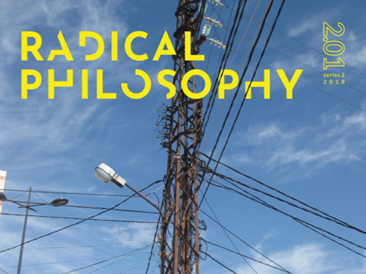 Cover Radical Philosphy 2-01