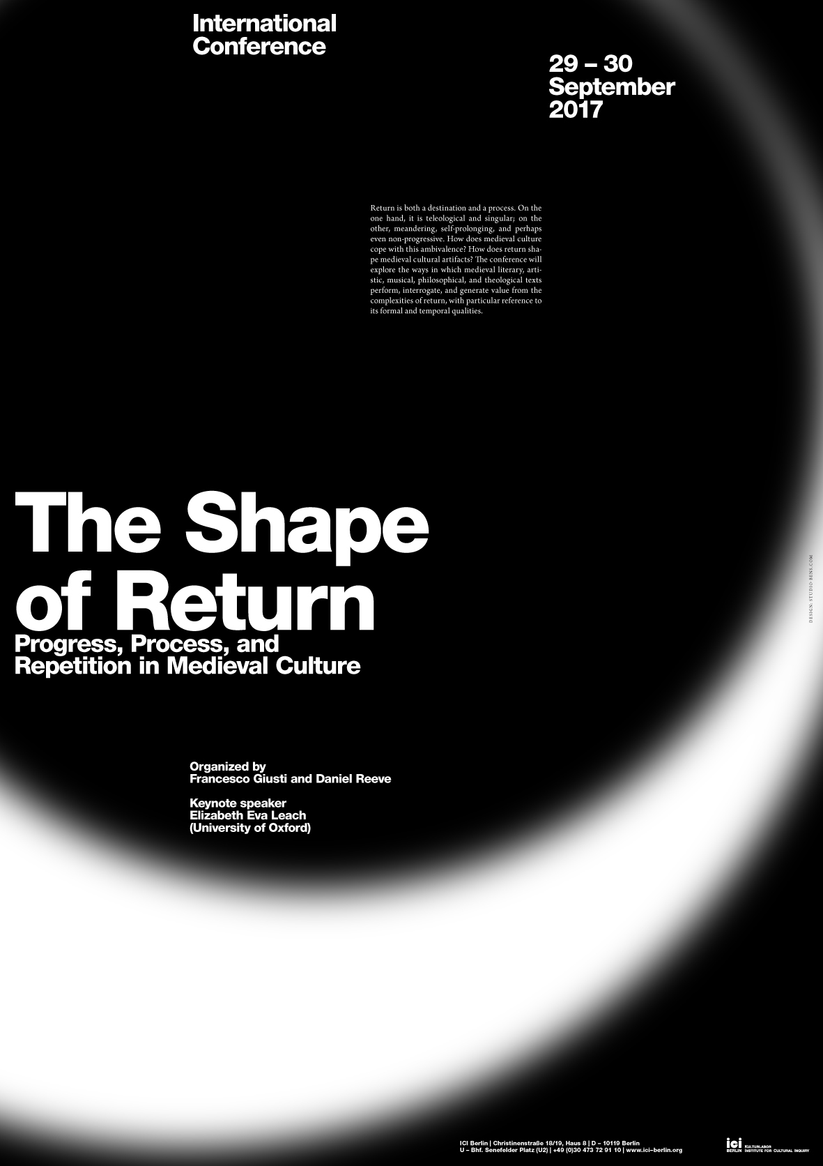 Poster The Shape of Return