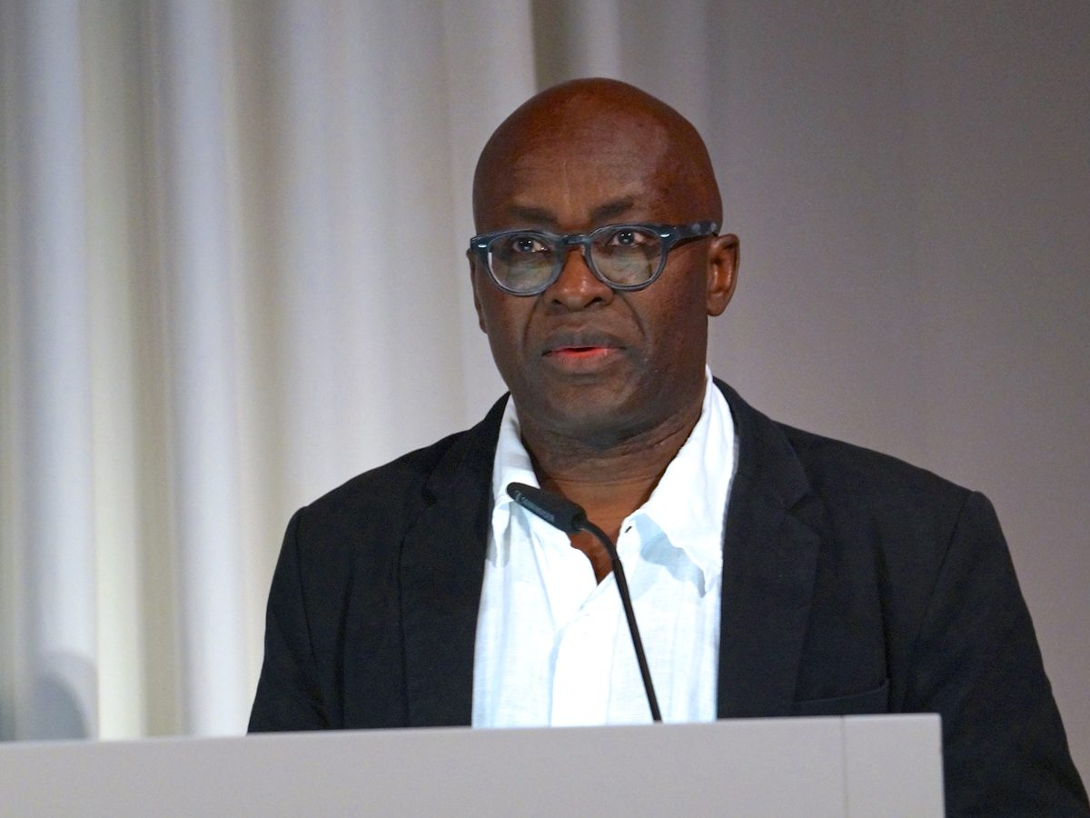 Lecture Achille Mbembe