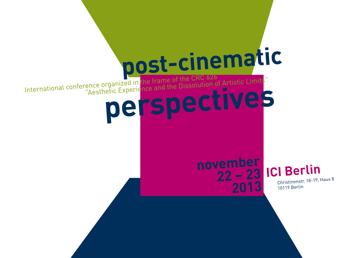 Post-Cinematic Perspectives