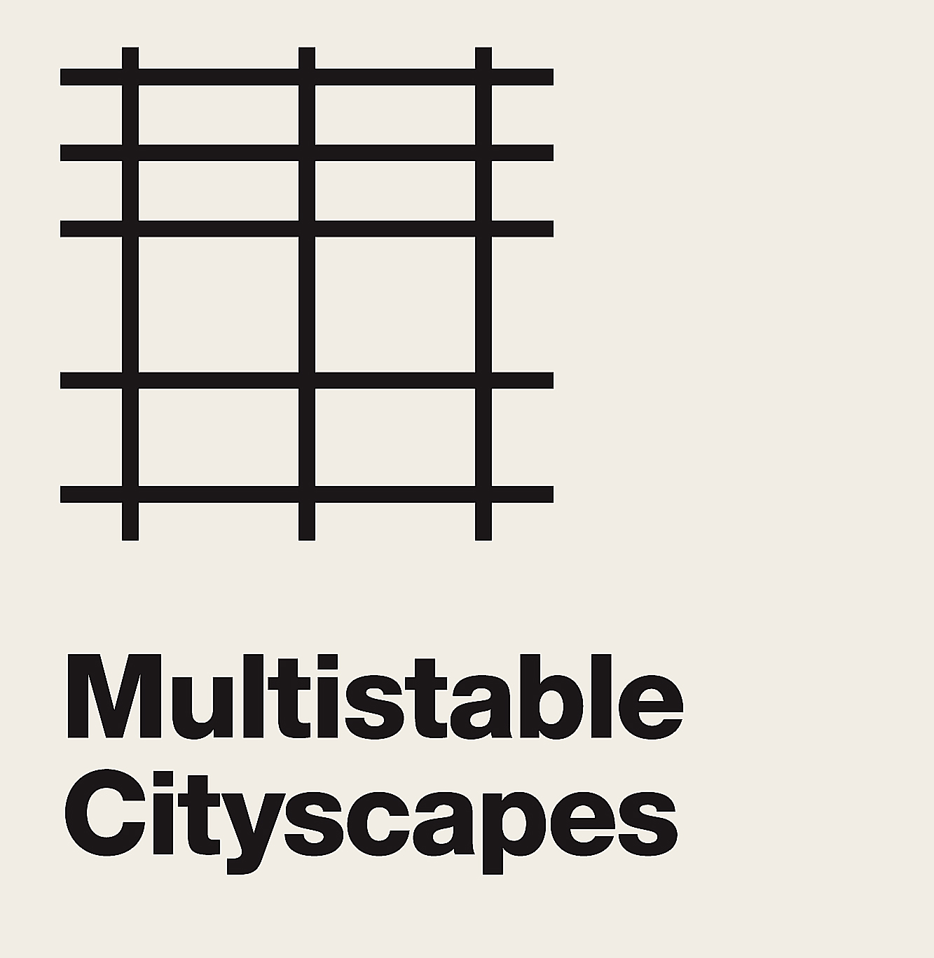 KV WS Multistable Cityscapes
