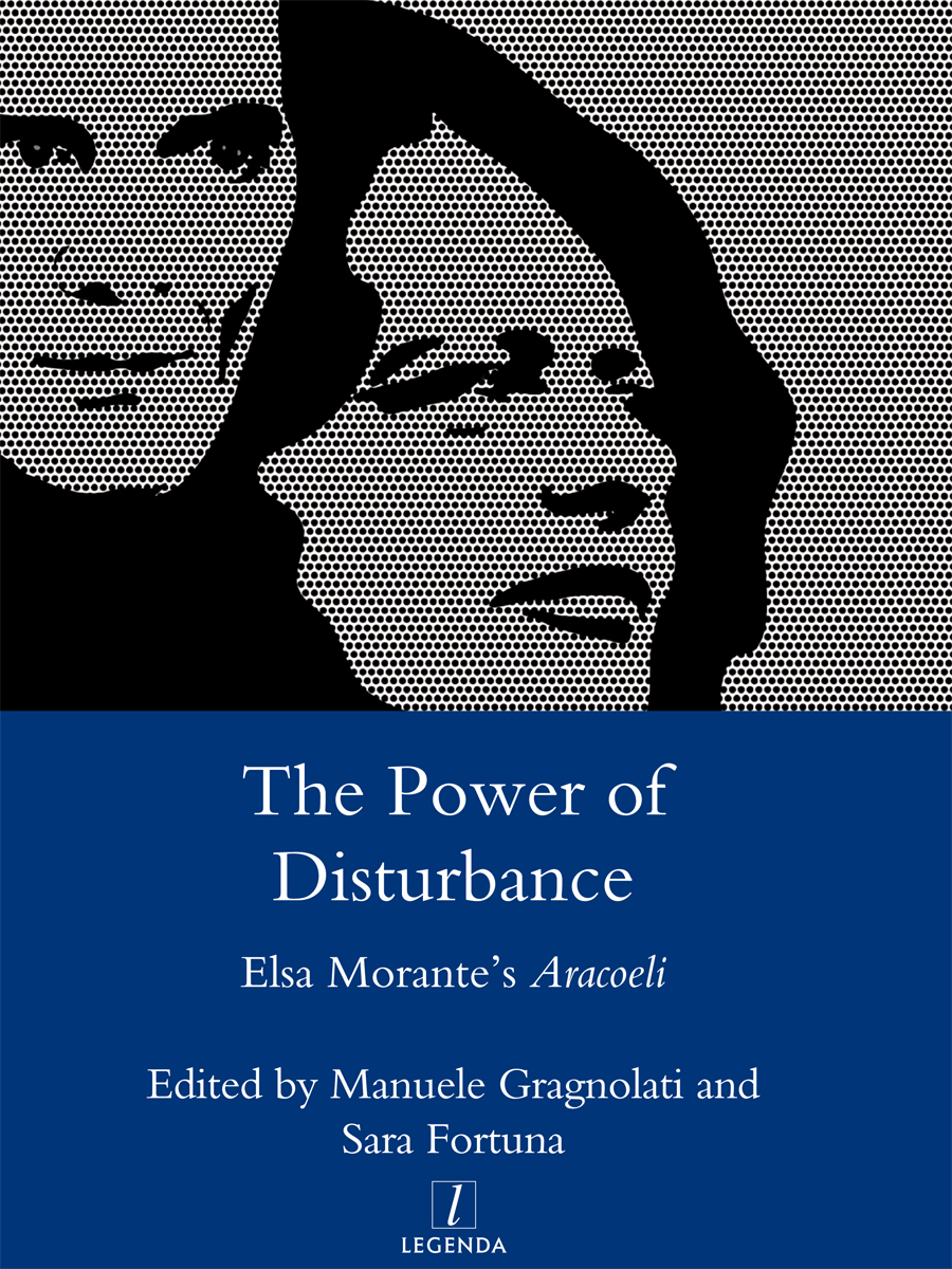 Cover The Power of Disturbance