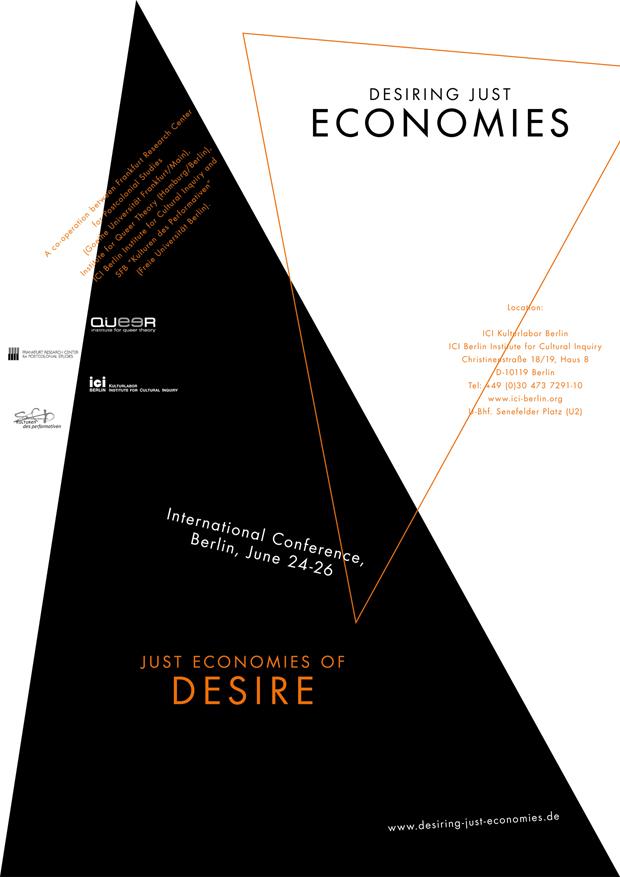 Poster Desiring Just Economies