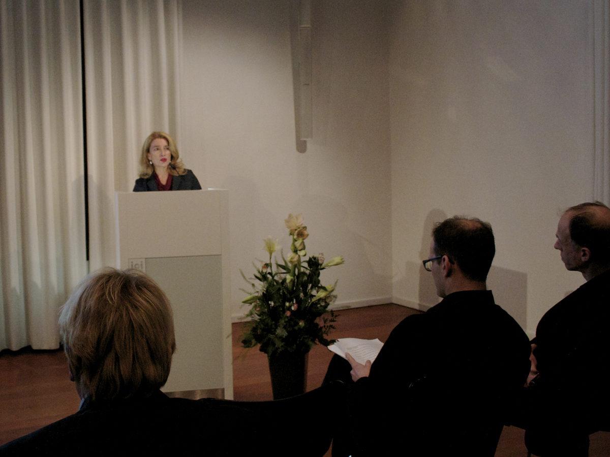 Lecture Stefania Lucamante