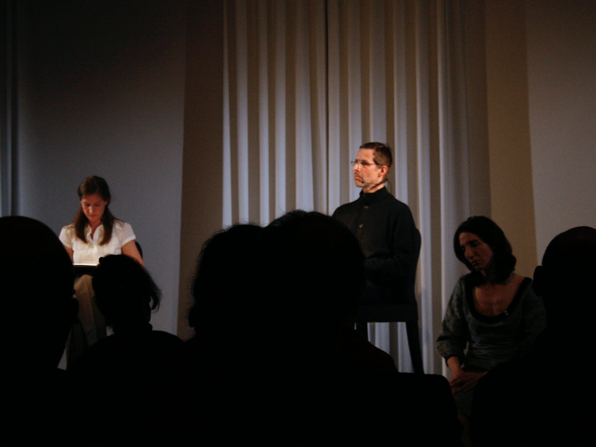 Staged Reading Aracoeli
