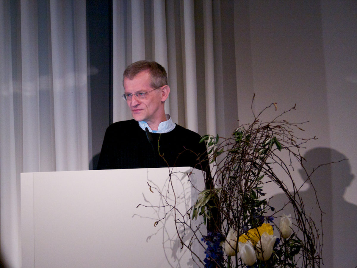 Lecture Gunnar Schmidt