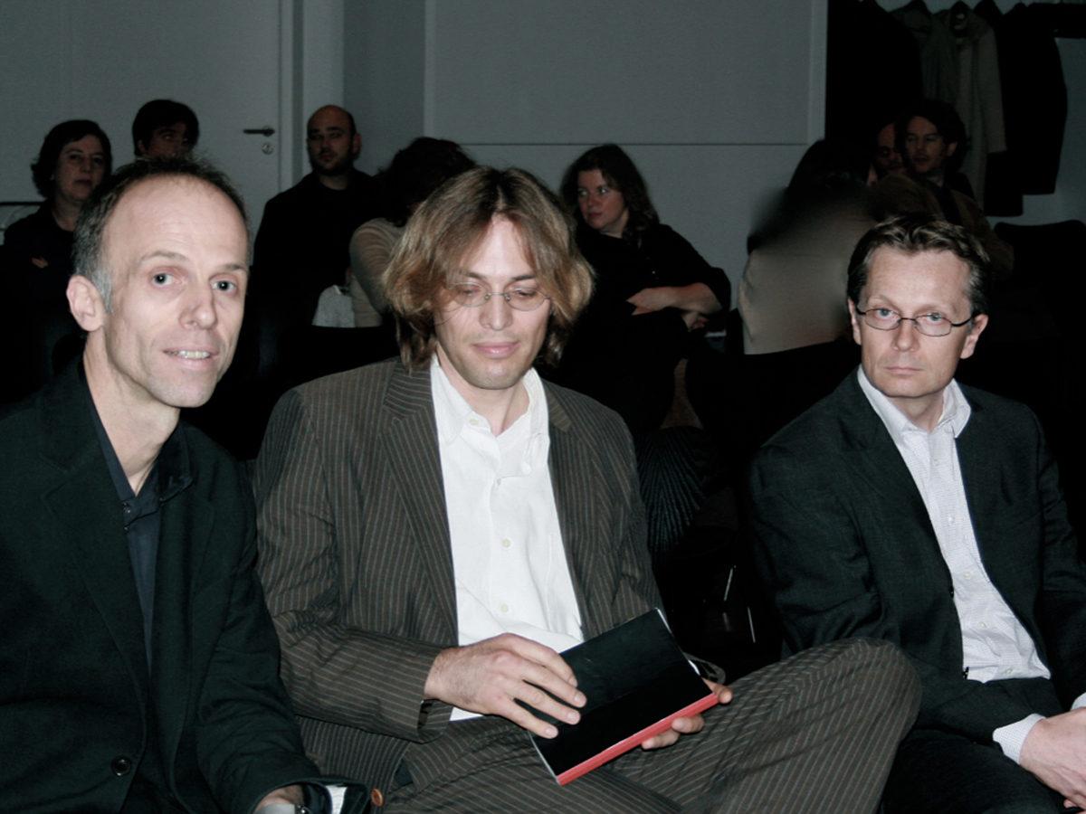 Lecture Volker Springel