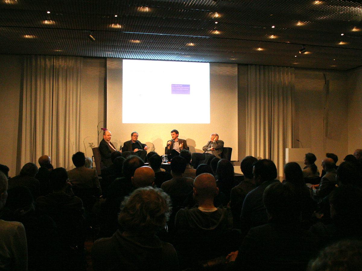 Discussion Die Rolle der politischen Philosophie