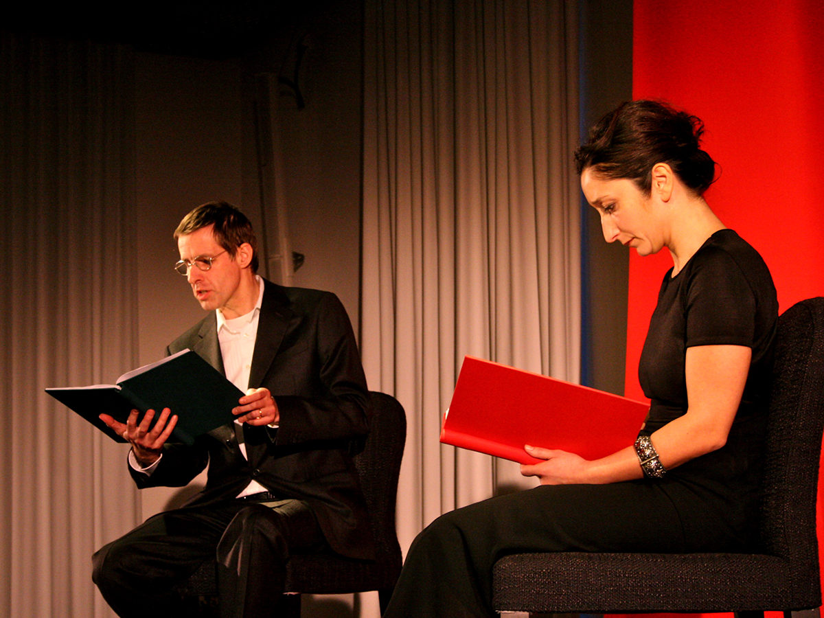 Staged Reading Passione e Libertà