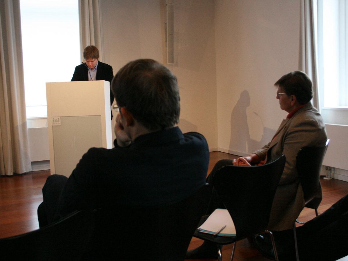 Conference Politik des Raumes