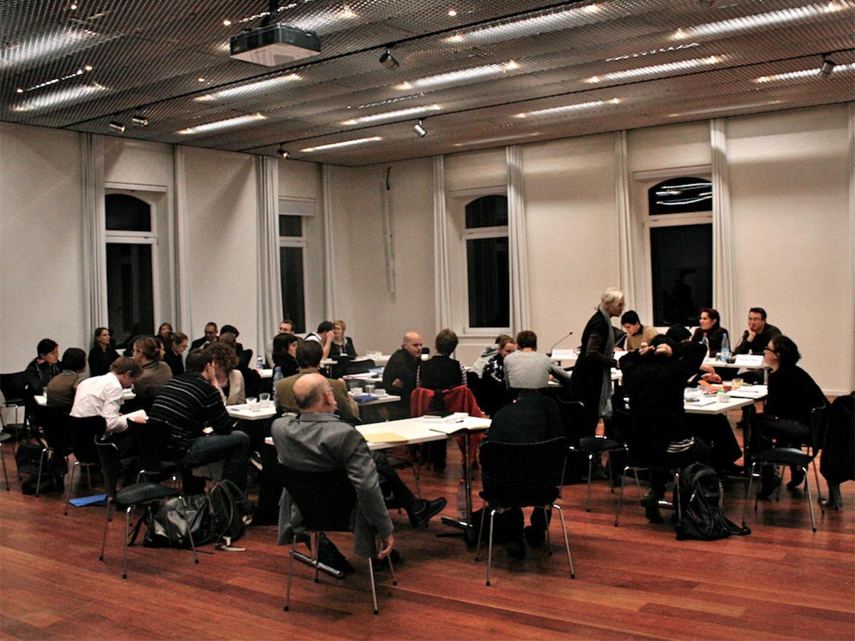 Workshop Experimentalisierung des Politischen