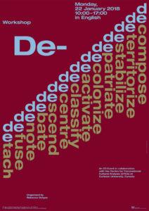 Poster DE-