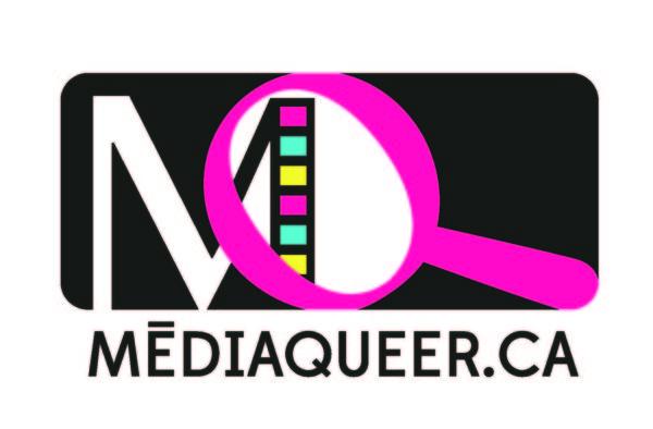 Logo Media Queer