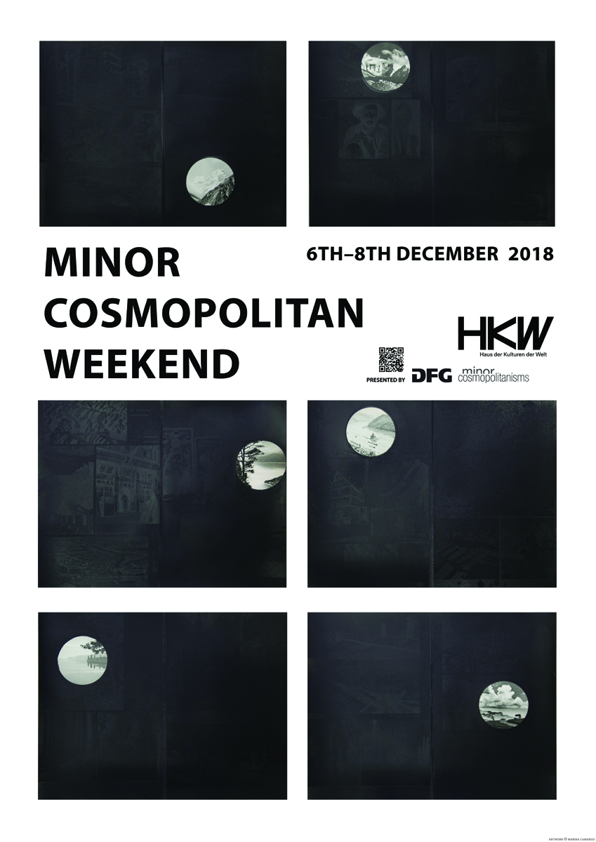 Poster Minor Cosmopolitan Weekend