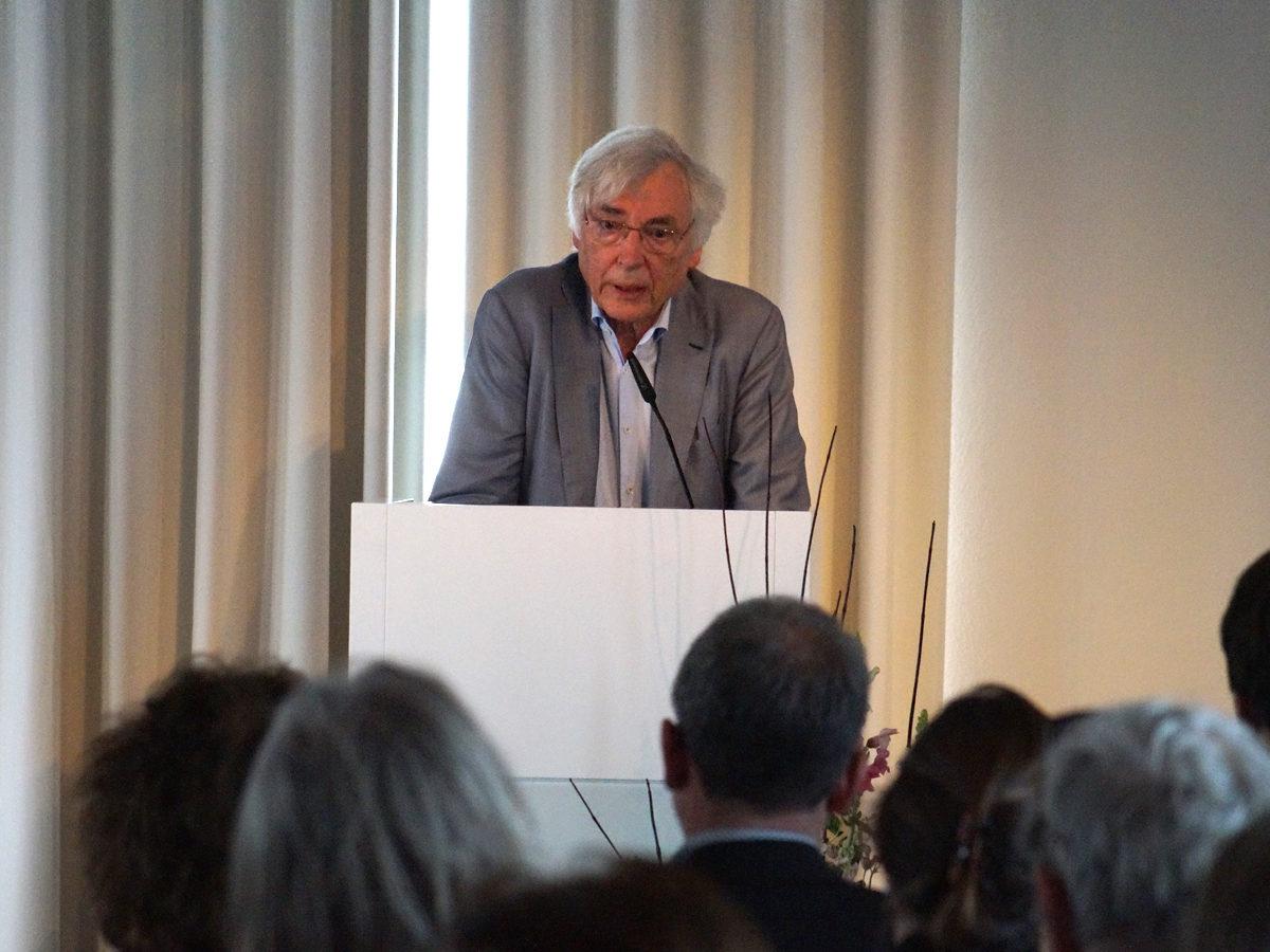 Lecture Werner Bohleber