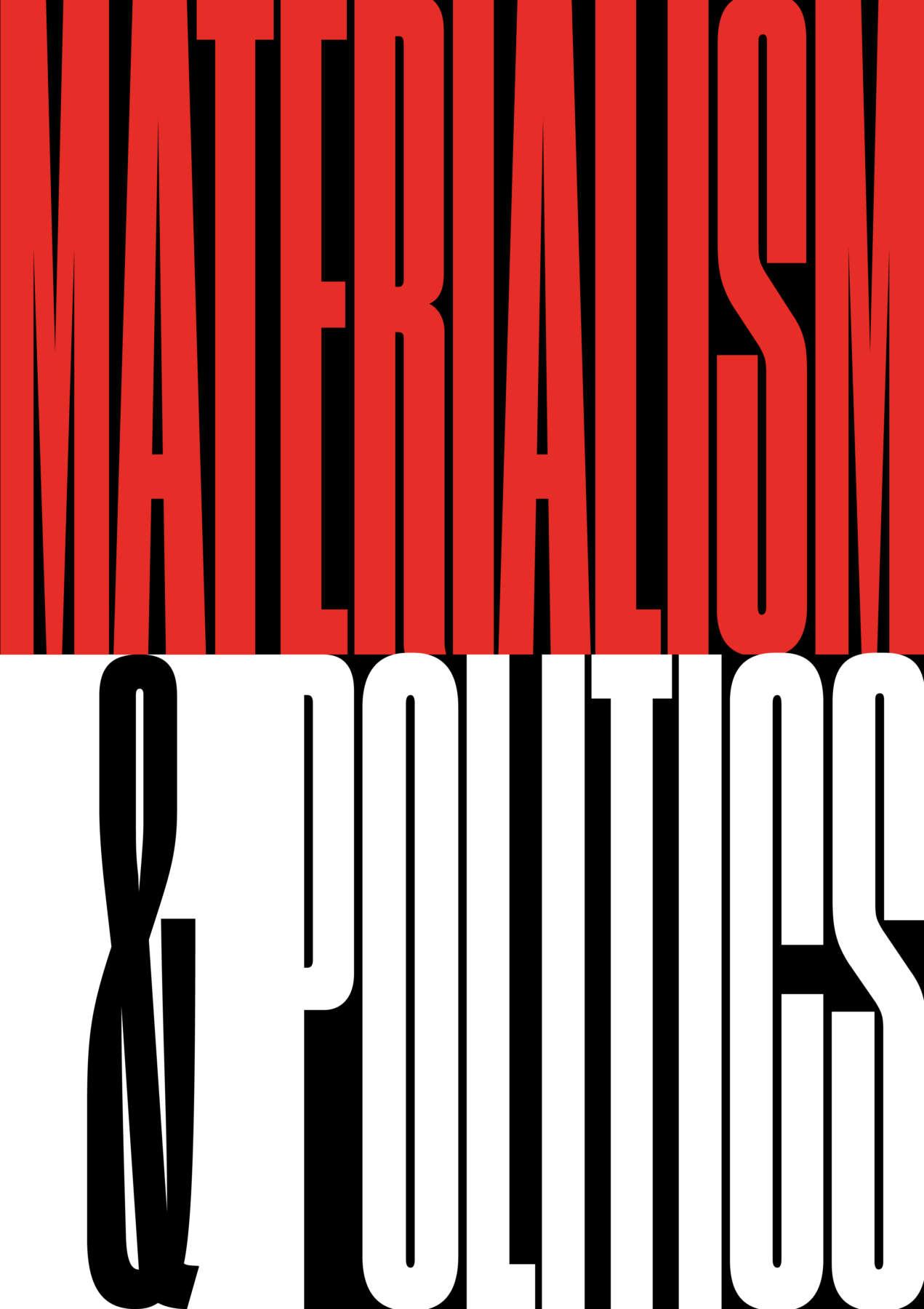 KV Politics Materialism