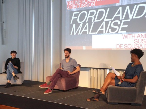 Discussion Fordlandia Malaise