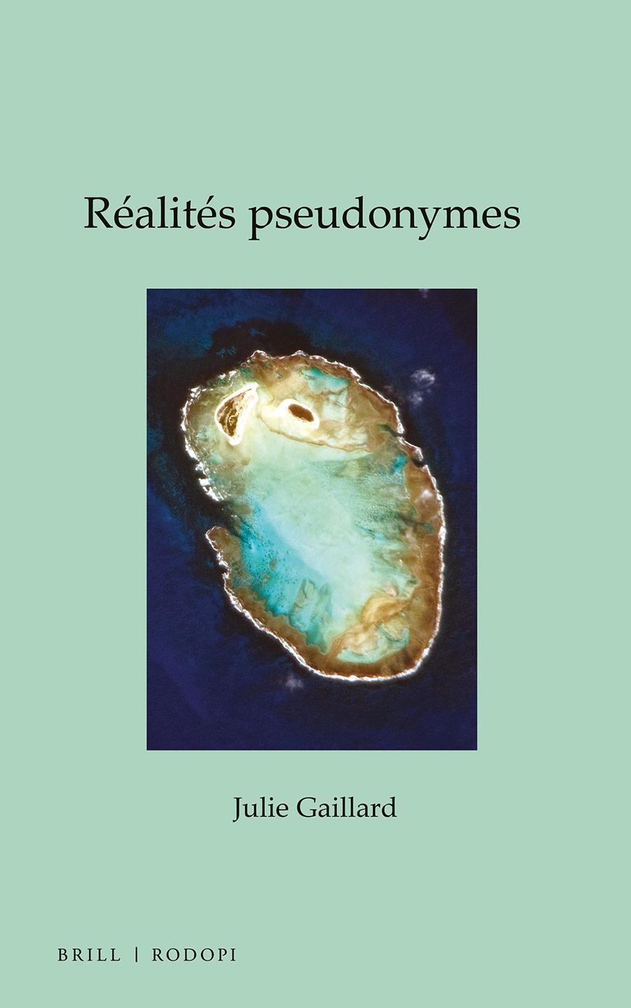 Cover Gaillard Realites pseudonymes