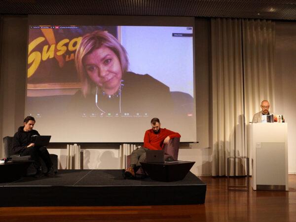 Lecture Paasonen