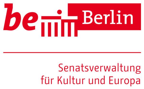 Logo Senatsverwaltung Kultur und Europa-1