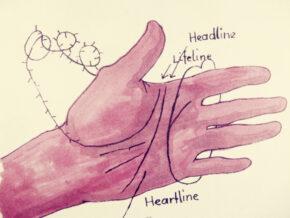 Hands brTied