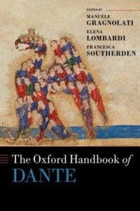 Cover Oxford Handbook of Dante