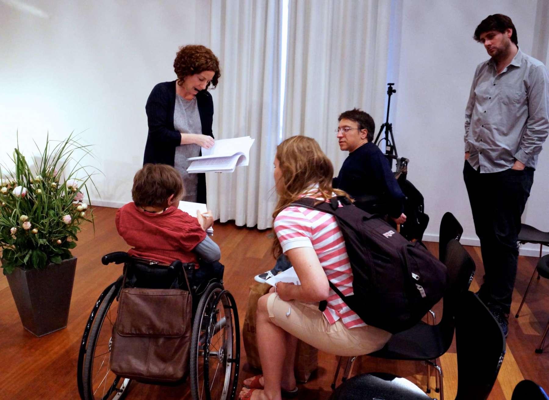 ICI Berlin Accessability