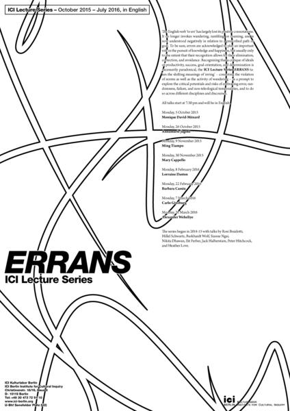 ERRANS LS poster 2015-16