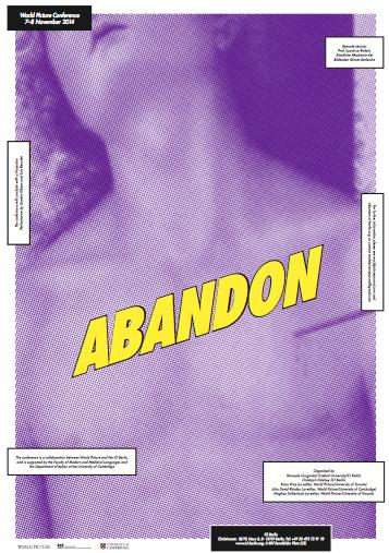 Poster Abandon