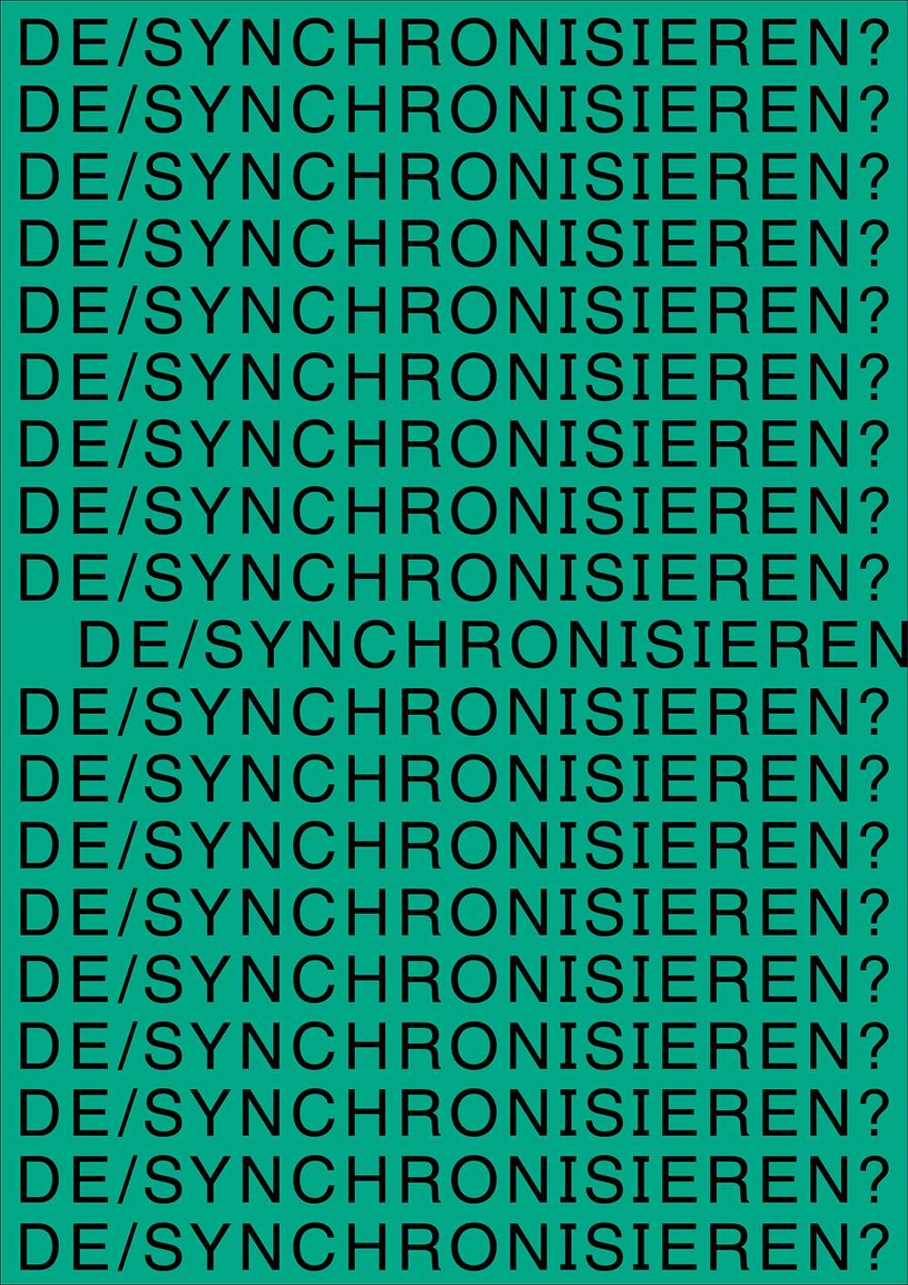 Poster De/Synchronisieren?