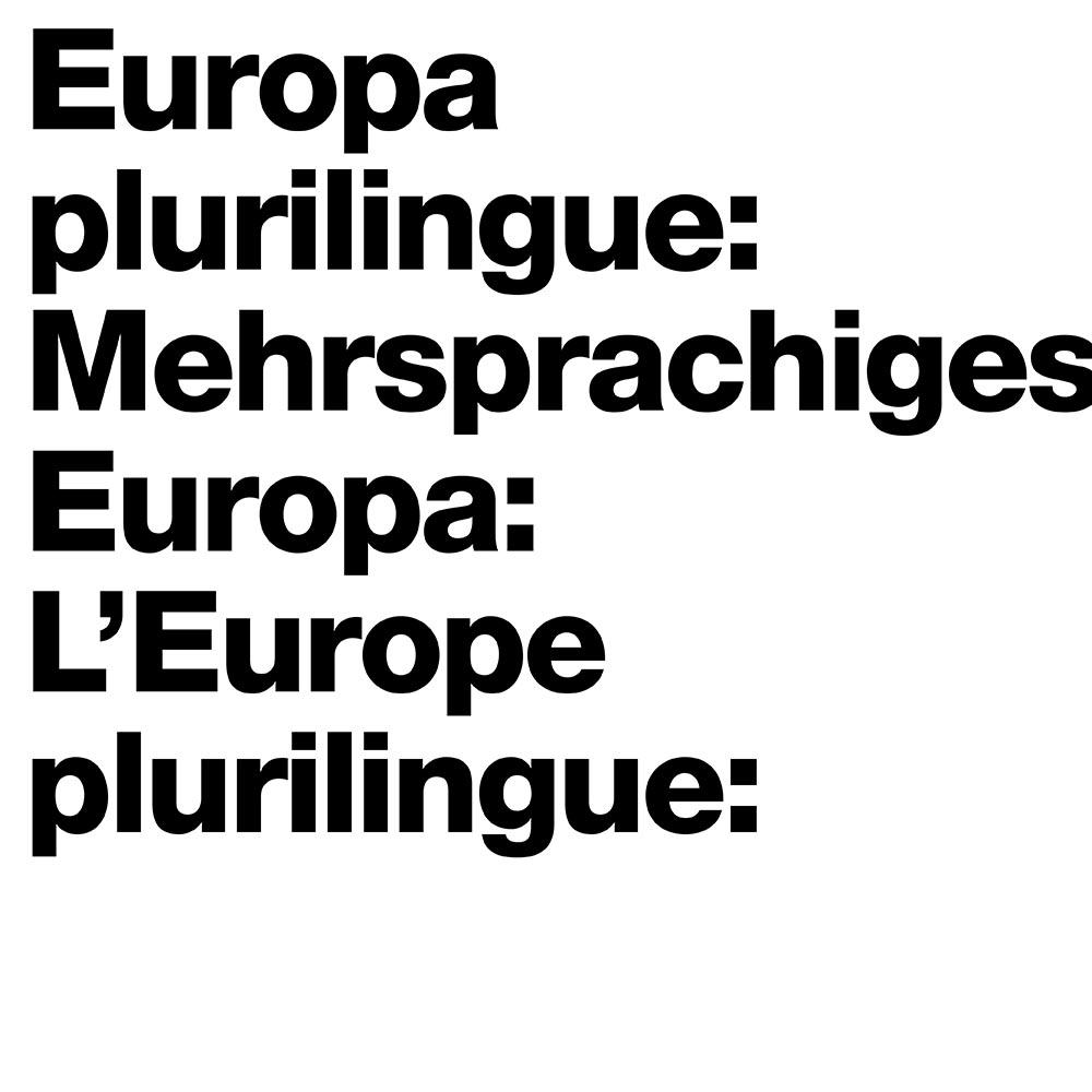 Kv Plurilingualism