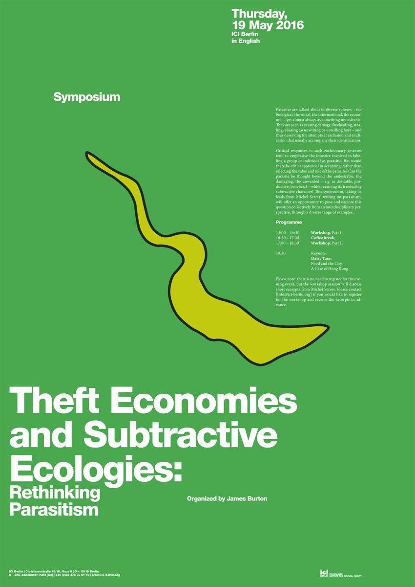 Poster Theft Economies