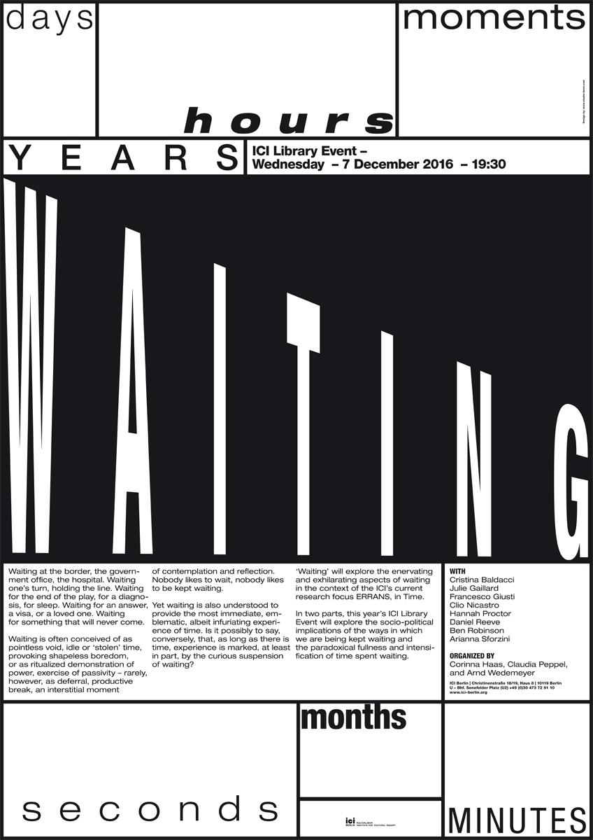 Poster-Waiting