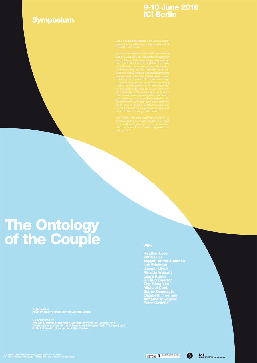 Poster the couple